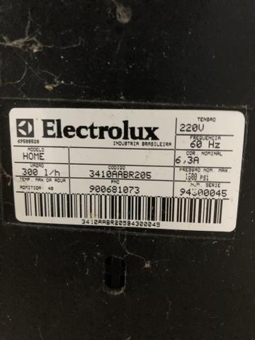 Lava Jato Electrolux