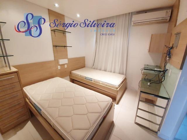 Nautilus Apartamento no Cocó alto padrão lazer completo com móveis projetados 4 suítes - Foto 14