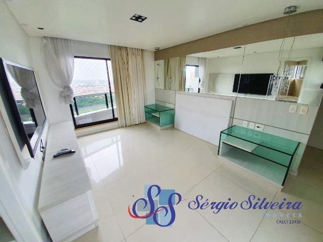Nautilus Apartamento no Cocó alto padrão lazer completo com móveis projetados 4 suítes - Foto 7