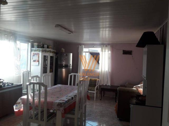 Terreno com 360m² | Imóvel construído | 3 dormitórios| Araucária - Foto 6
