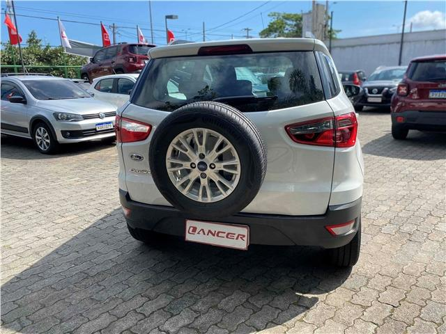 Ford Ecosport 1.6 se 16v flex 4p manual - Foto 5