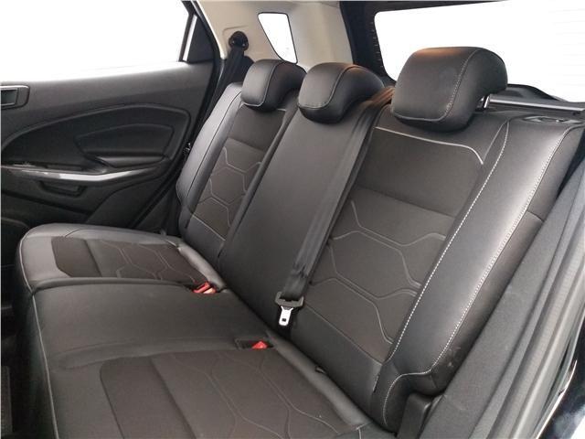 Ford Ecosport 1.5 ti-vct flex freestyle automático - Foto 11