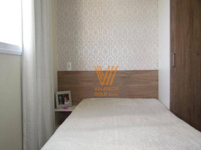 Apartamento com 3 dormitórios à venda, 64 m² por R$ 315.000,00 - Cajuru - Curitiba/PR - Foto 15