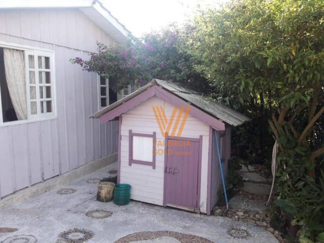 Terreno com 360m² | Imóvel construído | 3 dormitórios| Araucária - Foto 14