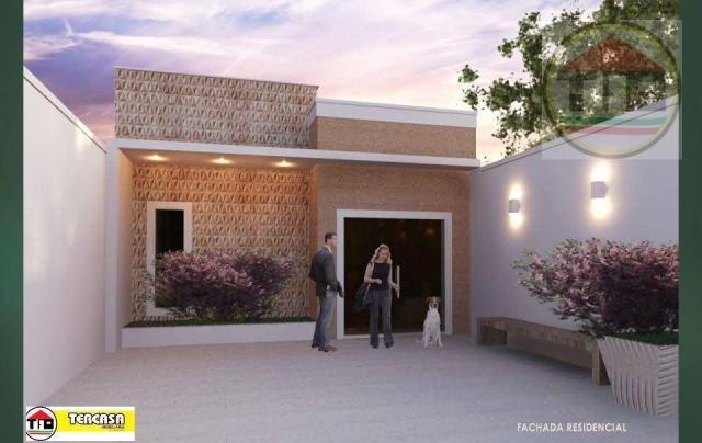Casa com 3 dormitórios à venda, 115 m² por R$ 310.000,00 - Belo Horizonte - Marabá/PA - Foto 2
