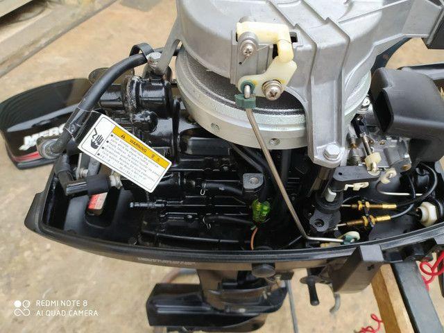 Motor de polpa mercury - Foto 3