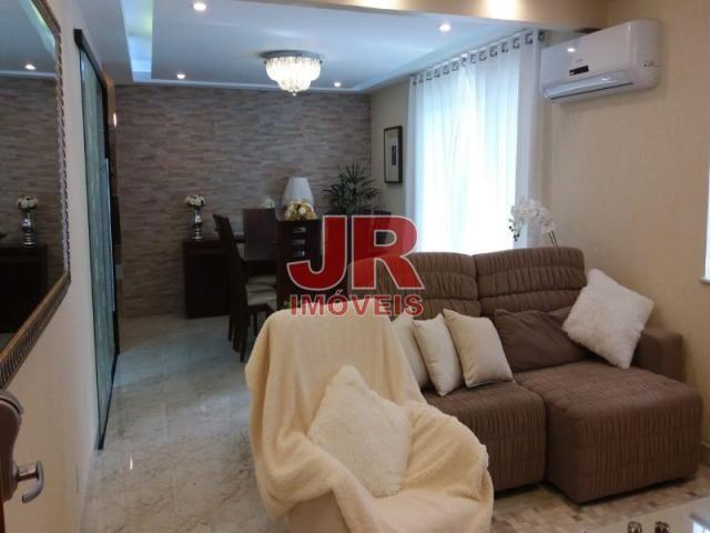Apartamento 4 quartos, sala ampla, 2 suítes. Villa Nova - Cabo Frio-RJ - Foto 2