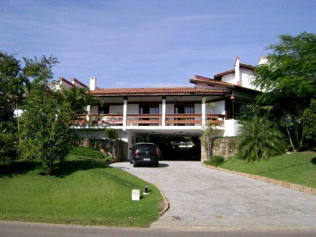 Casa de condomínio para alugar com 5 dormitórios cod:L99101