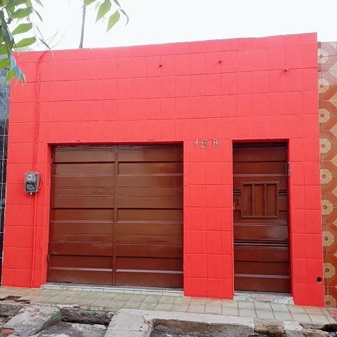 Casa com garagem em Juazeiro do Norte - CA 509