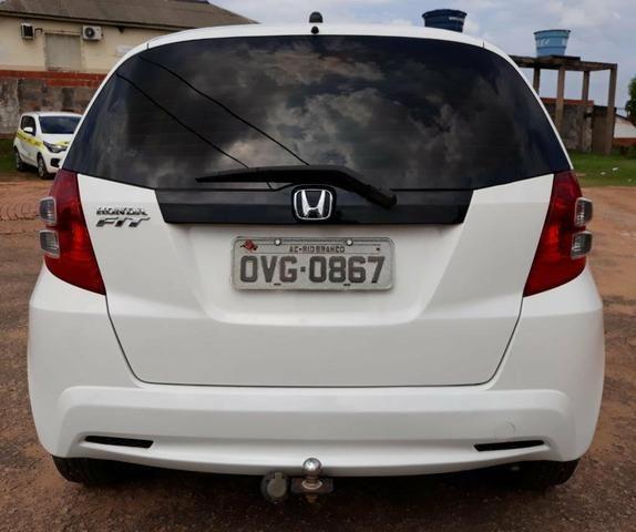 Honda fit lx 1.4 flex mt 13-14 - Foto 4