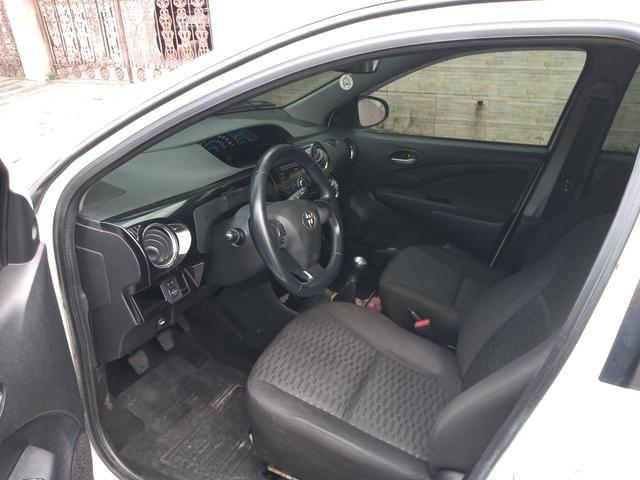Etios sedan 1.5 xls 2014 - Foto 5