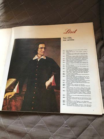 Disco De Vinil - Lazar Berman - Liszt - Foto 2