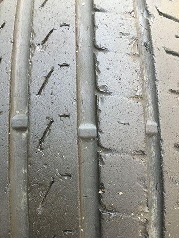 2 Pneus Aro 16 Pirelli 205/55R16 91V Cinturato P7 R$ 250,00 - Foto 5