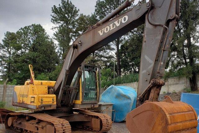 EC210B Volvo - 11/11 parcelado - Foto 5