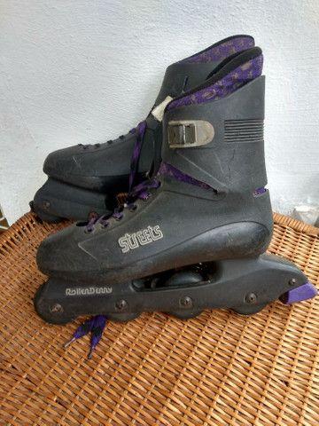 Vendo patins adulto no estado 30 Reais