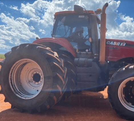 Trator case magnum 340 ano 2013 - Foto 4