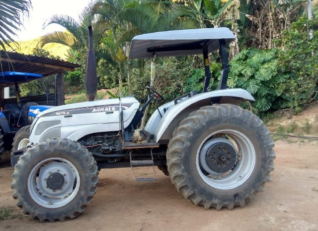 Trator Agrale 5075.4