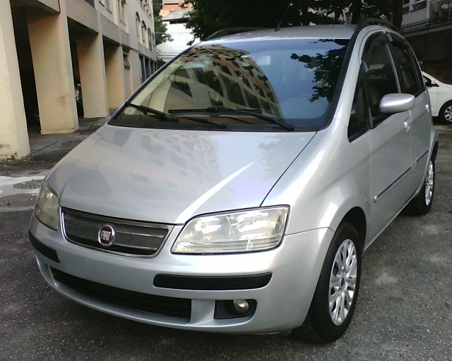 Fiat Idea=2010+GNV=Ac.Trocas