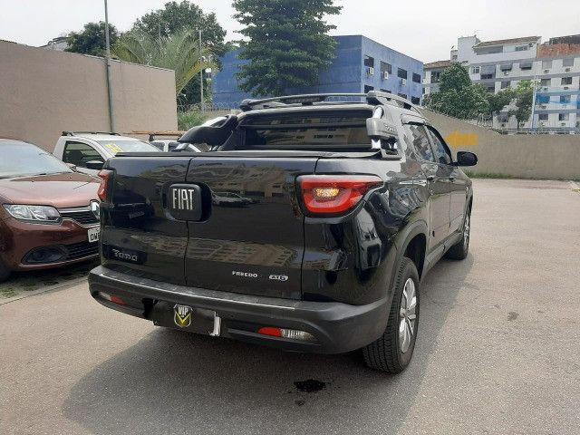 Fiat Toro 1.8 Flex/GNV. C/Entrada+48x1.299 fixas - Foto 5