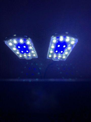 Luminária X7