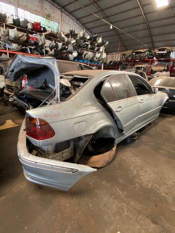 Sucata para retirada de peças- BMW 320i