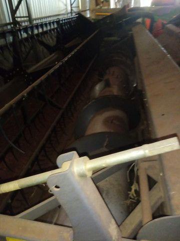 Massey Ferguson   5650   Colheitadeira Agrícola Usada - Foto 4