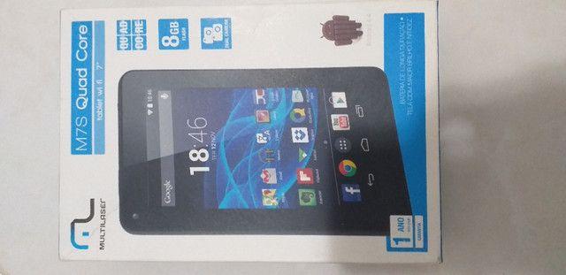 """Tablet Multilaser 7"""" - Foto 2"""