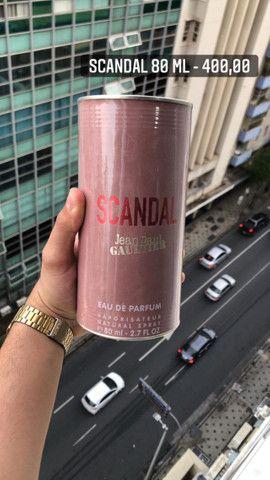 Perfume scandal 80 ml lacrado com selo adipec
