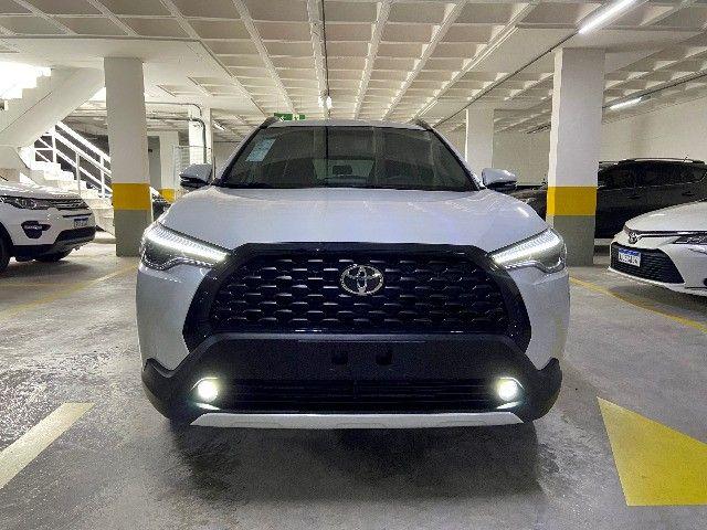 Toyota Corolla Cross Xre 2022 Okm Pronta Entrega