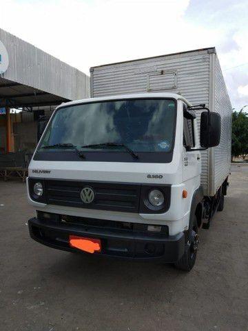 Caminhão Baú VW 8-160<br><br> - Foto 2