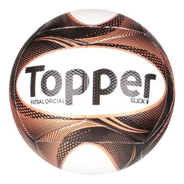 Bolas de futebol (Campo,Society ou futsal) Topper original - Foto 3