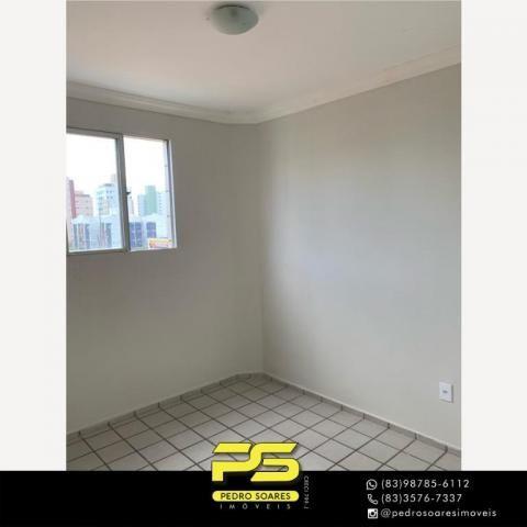 Apartamento com 2 dormitórios à venda, 58 m² por R$ 150.000 - Jardim Cidade Universitária  - Foto 8