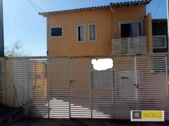 Casa com 3 dormitórios à venda, 126 m² por R$ 375.000,00 - Água Limpa - Volta Redonda/RJ - Foto 17