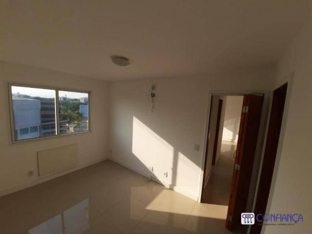 Cobertura com 2 dormitórios para alugar, 147 m² por R$ 2.200,00/mês - Campo Grande - Rio d - Foto 12