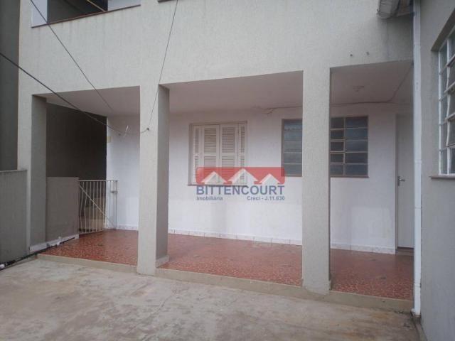 Casa com 1 dormitório para alugar por R$ 800,00/mês - Vila Arens I - Jundiaí/SP