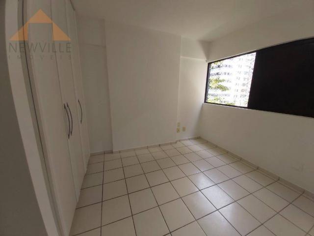 Apartamento com 4 quartos para alugar, 170 m² por R$ 6.000/mês com taxas- Boa Viagem - Rec - Foto 8
