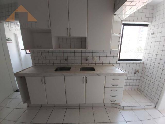 Apartamento com 4 quartos para alugar, 170 m² por R$ 6.000/mês com taxas- Boa Viagem - Rec - Foto 12