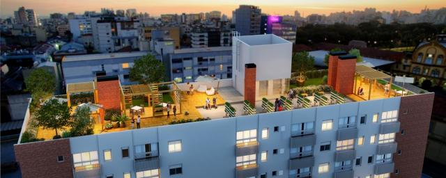 Apartamento residencial para venda, Cidade Baixa, Porto Alegre - AP6222. - Foto 15