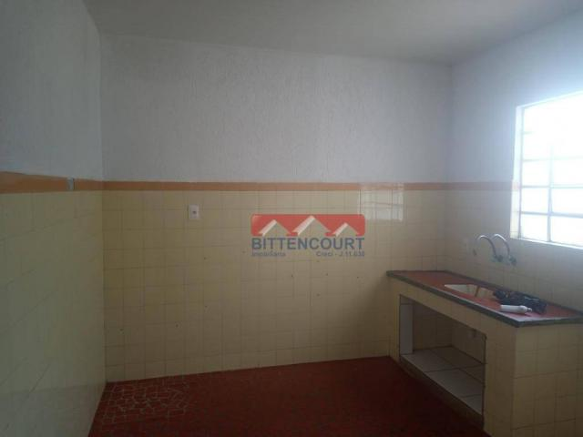 Casa com 1 dormitório para alugar por R$ 800,00/mês - Vila Arens I - Jundiaí/SP - Foto 4