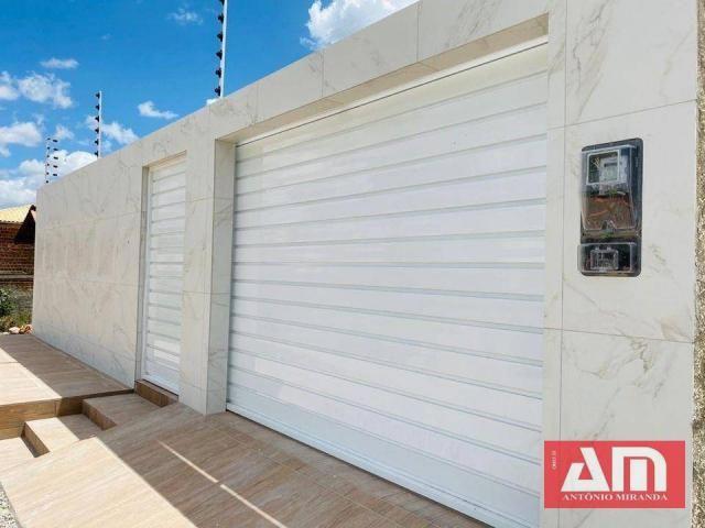 Casa com 3 dormitórios à venda, 145 m² por R$ 350.000 - Gravatá/PE - Foto 3