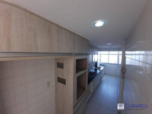 Cobertura com 2 dormitórios para alugar, 147 m² por R$ 2.200,00/mês - Campo Grande - Rio d - Foto 3