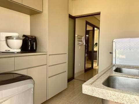 Casa térrea, Condomínio de Chácaras Estâncias Aroeira - Foto 17