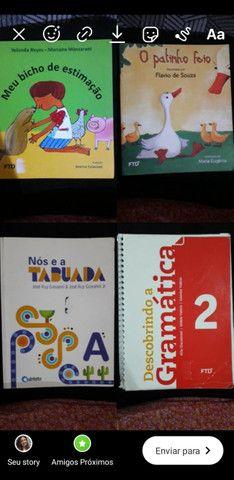 Livros, coleção paradidáticos