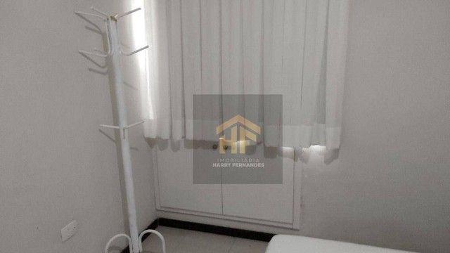 Apartamento com 01 Quarto Mobiliado com Vista pro Mar em Boa Viagem, Recife - Foto 10
