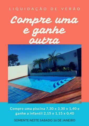 Promoção de piscinas