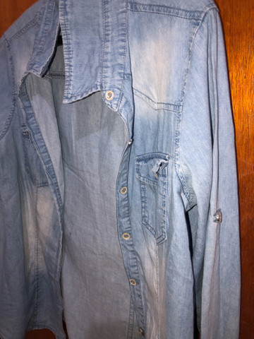 CAMISA TIPO JEANS  - Foto 2