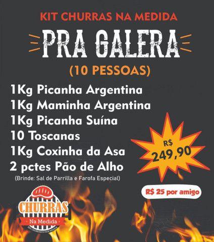 Picanha Argentina - kit para churrasco - Foto 3