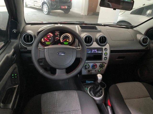 Ford fiesta sedan 1.6 completo 2012 ent Aparti de 5 mil Financia  - Foto 5