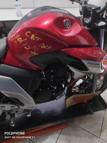 Yamaha Fz25 fazer 250 2020 para retirar peças , whatsapp * - Foto 5