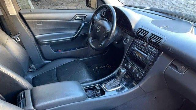 Mercedes C180 K 1.8 Classic Kompressor 16V Gasolina 4P Automático - Foto 7